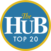Ranked in the HUB Top 20 of shopper marketing excellence